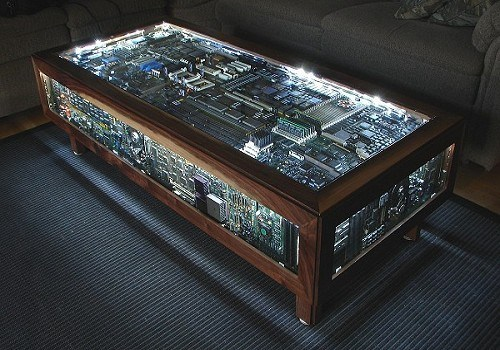 Shut Up and Take My Money of the Day: Computer Board Table