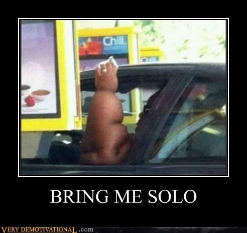 BRING ME SOLO