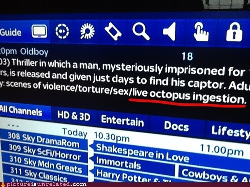 disclaimer,octopus,tv guide,description