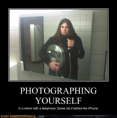 PHOTOGRAPHING YOURSELF