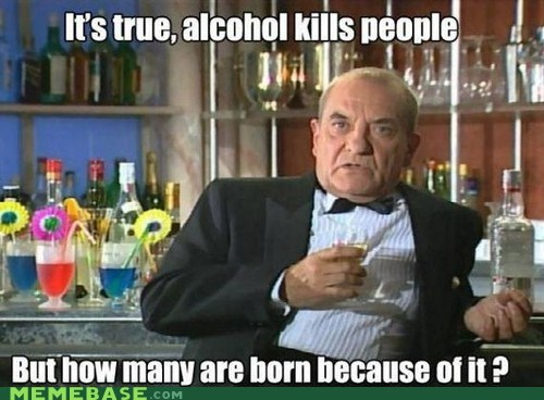 alcohol,Death,birth