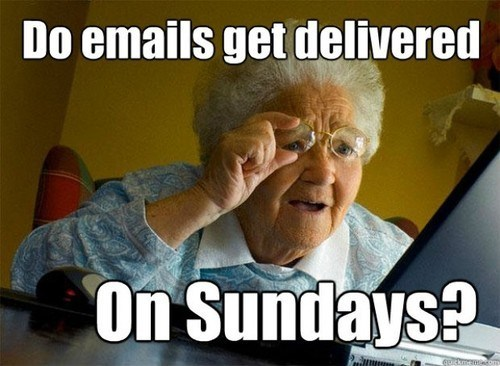 old people and computers,grandma
