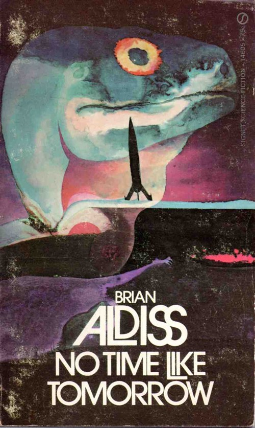 WTF Sci-Fi Book Covers: No Time Like Tomorrow