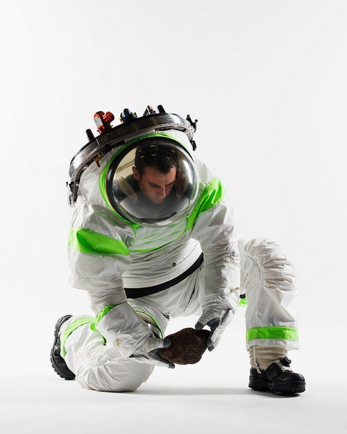 The New Buzz Lightyear Model Space Suit