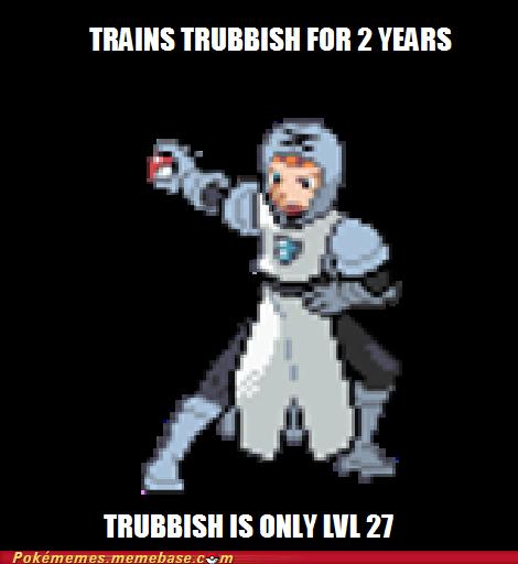trubbish,trainers,team plasma