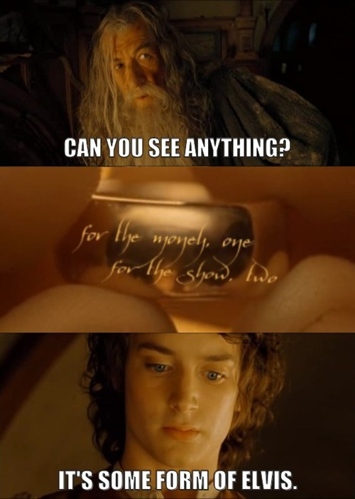 Frodo... What do You See?
