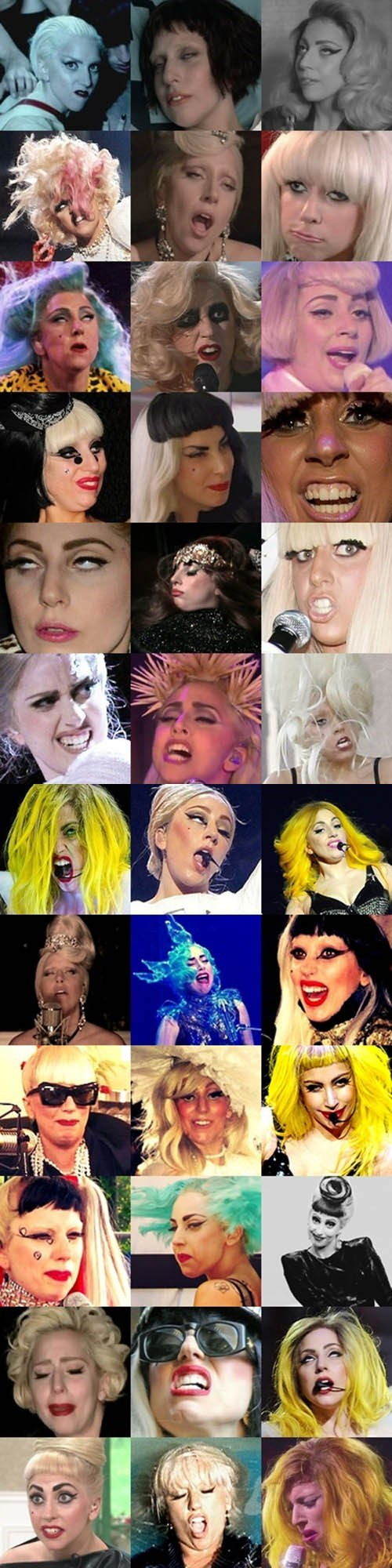 Lady Gaga is Queen of Pop and Derp