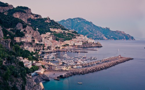 Amalfi, Coastal Delight