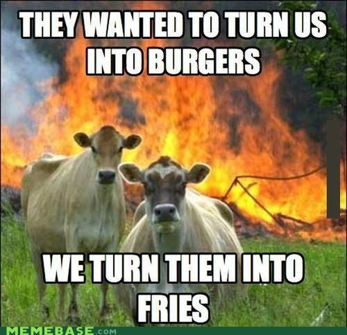 Classic: And They Call Us Heifers