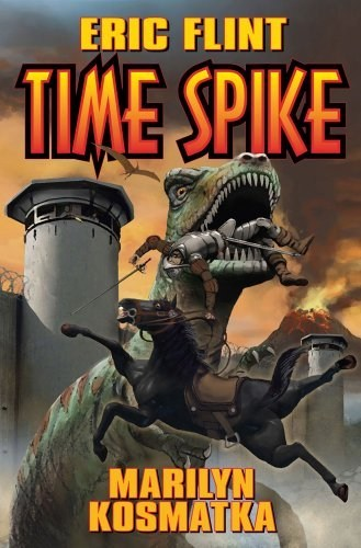 WTF Sci-Fi Book Covers: Time Spike