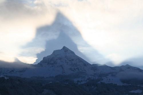 The Matterhorn, and The Matterhorn Again