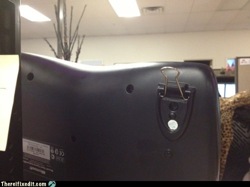 Broken Keyboard Stand? Not Anymore!