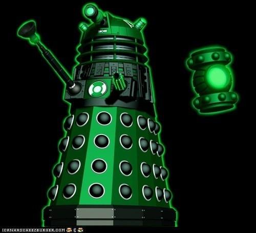 Green Dalek