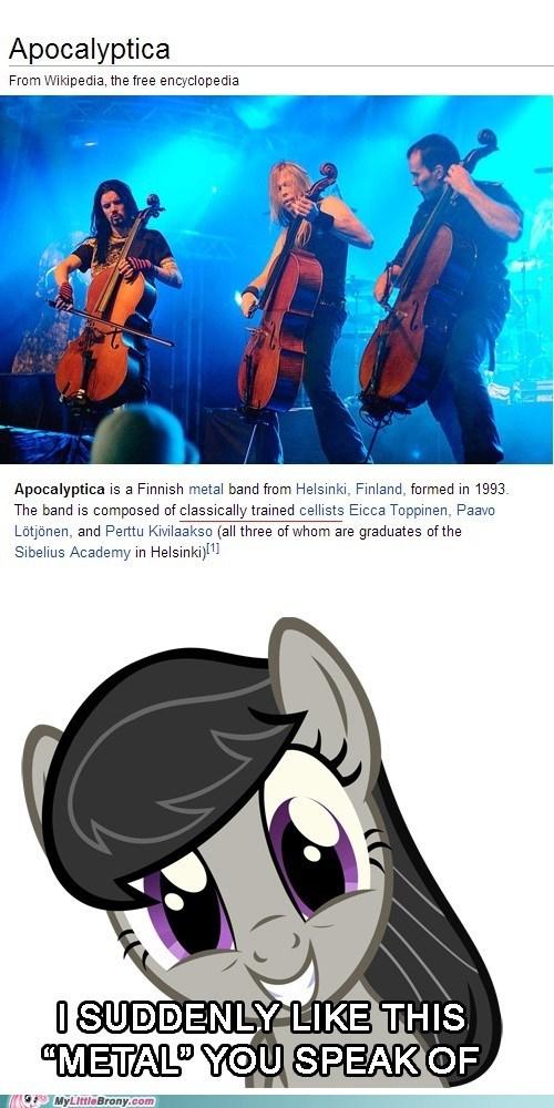 metallica,cello,wikipedia,octavia