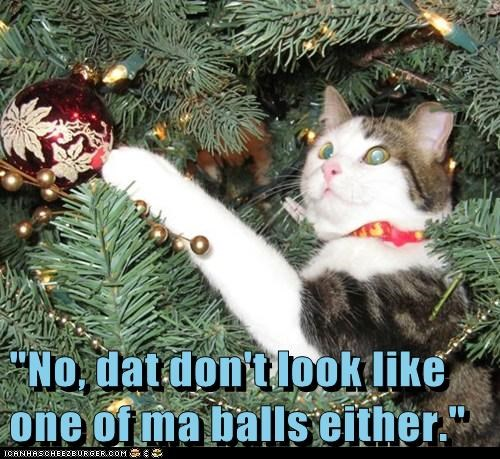 """""""No, dat don't look like one of ma balls either."""""""