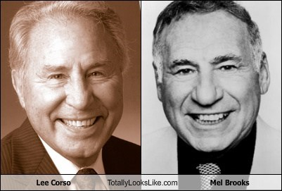 Lee Corso Totally Looks Like Mel Brooks