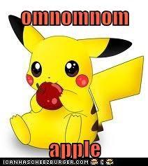OMG pikachu