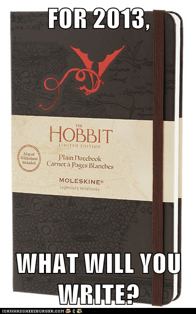 hobbit-moleskine