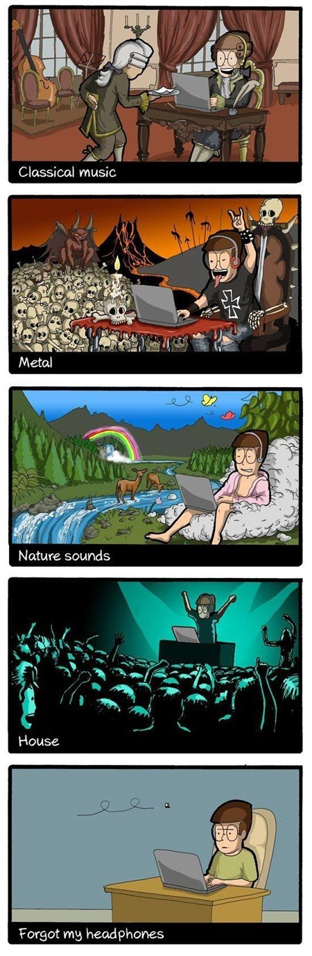 metal,Music,electronic music,wonders,headphones,classical