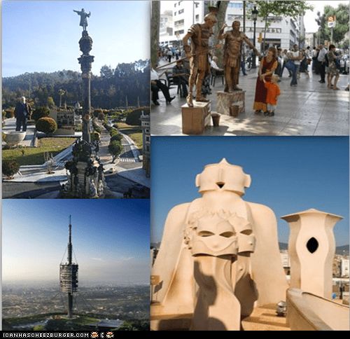 The Tyler Group, BARCELONA MONUMENTEN│ Wordpress