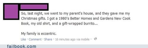 """""""Eccentric"""" is a Generous Description"""