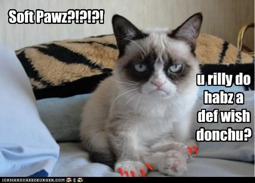 Soft Pawz?!?!?!