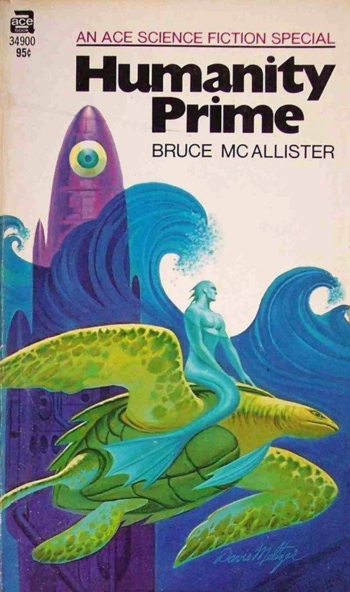 WTF Sci-Fi Book Covers: Humanity Prime