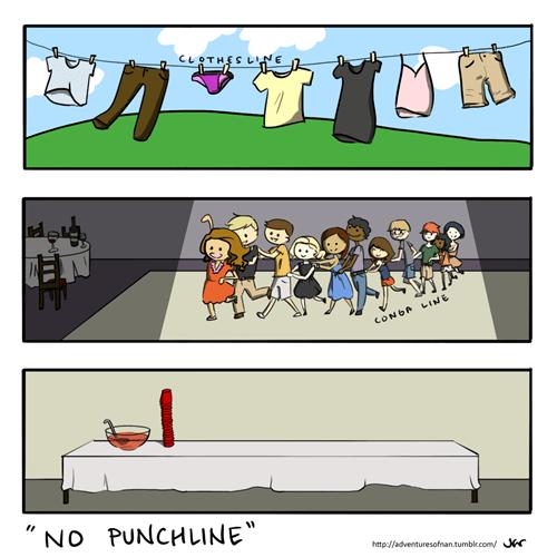 No Punchline