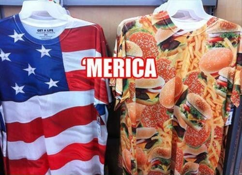 Land of the Free, Home of the Least Fashionable