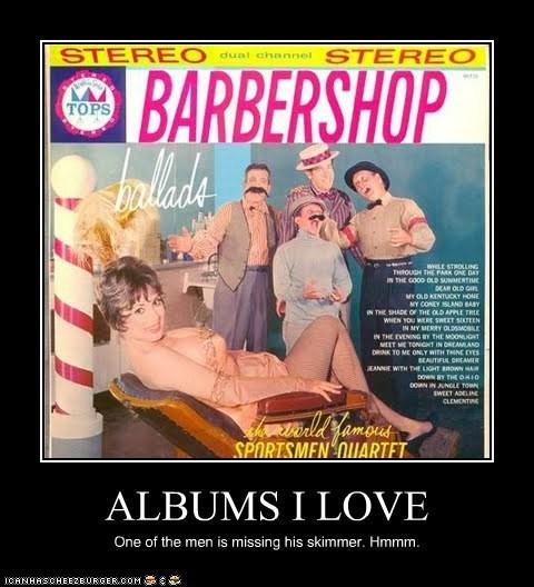 ALBUMS I LOVE