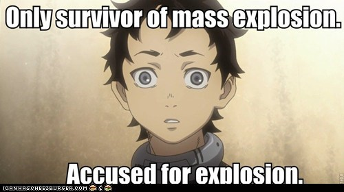 Deadman Wonderland Logic