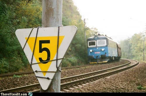 Czechs Take Speed Limit Signs Seriously