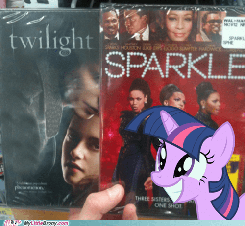 Twilight Sparkle, the movies