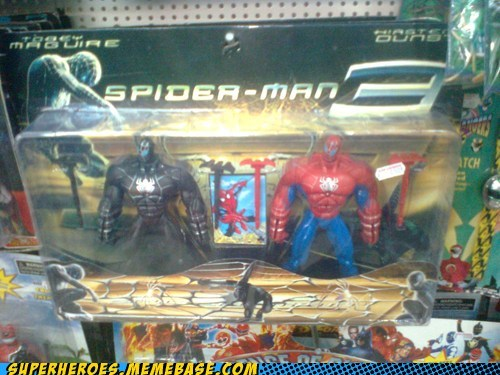 Spider-Man on Steroids
