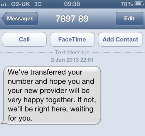 iPhones,provider,happy for you,bitter
