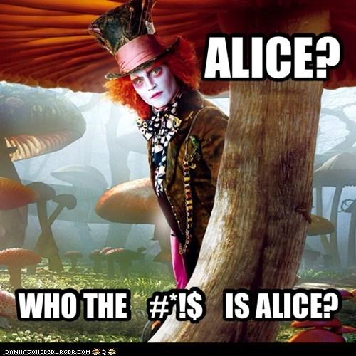 ALICE?