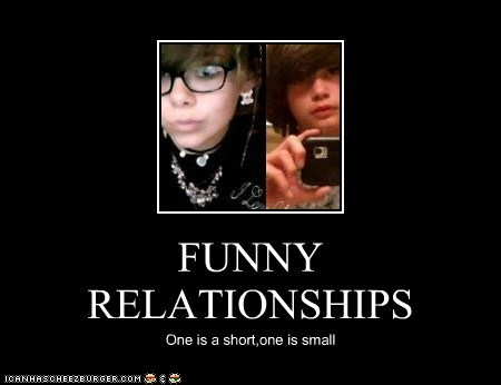 FUNNY RELATIONSHIPS