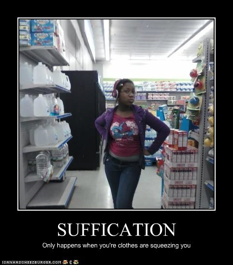 SUFFICATION