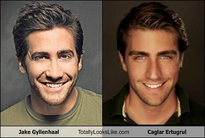 Jake Gyllenhaal Totally Looks Like Caglar Ertugrul