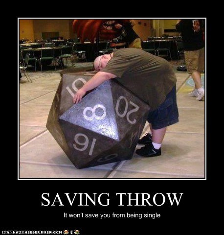 SAVING THROW