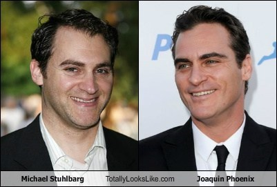 Michael Stuhlbarg Totally Looks Like Joaquin Phoenix