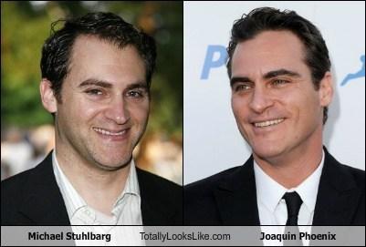 Michael Stuhlbarg Totally Looks Like Joaquin Phoenix