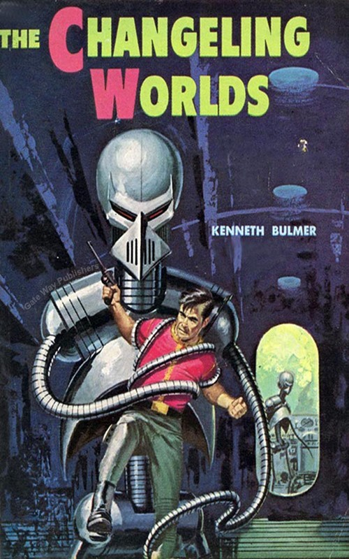 WTF Sci-Fi Book Covers: The Changeling Worlds