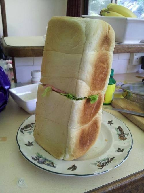 loaf,sandwich,bread,genius,fail nation,g rated