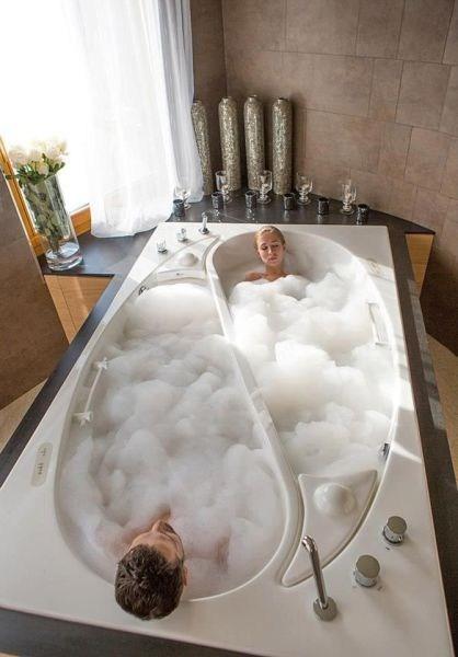 Sharing a Tub WIN