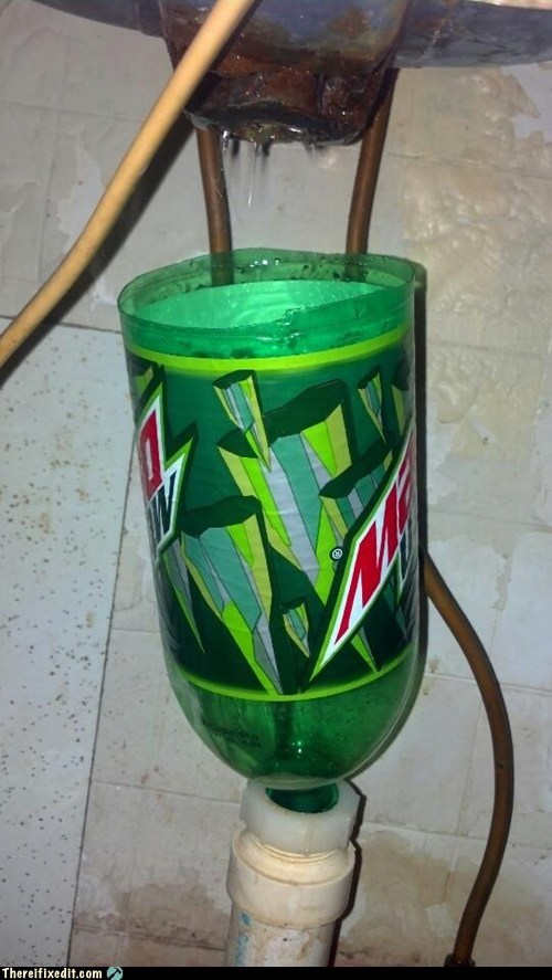 Mountain Dew Pipe