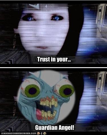 Trust in your...