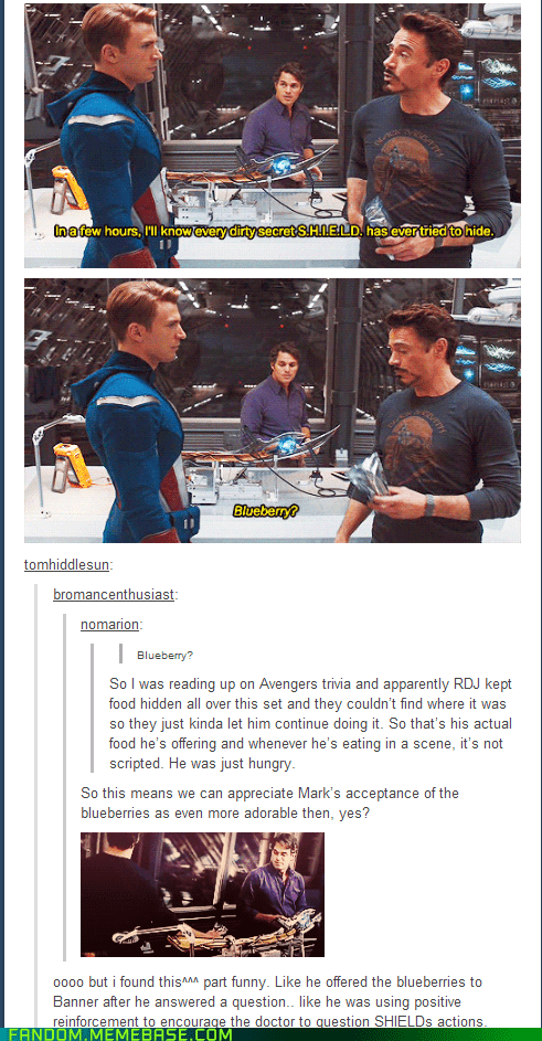 Just RDJ being RDJ