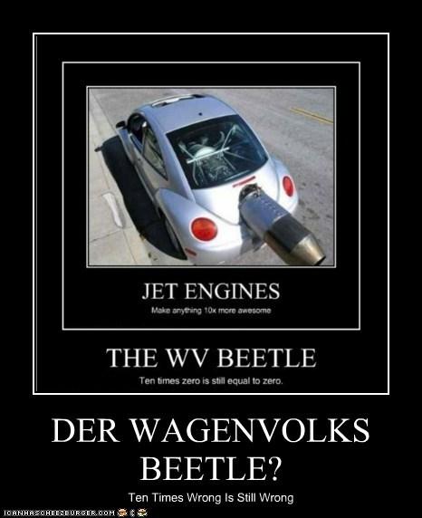 DER WAGENVOLKS BEETLE?