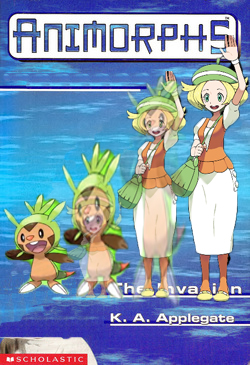 Chespin's Evolution line